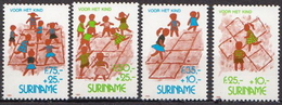 Surinam MNH Set - Childhood & Youth