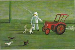 """Extrait De L'album """"Florian Et Tracteur Max"""" Par Binette Schroeder - Fairy Tales, Popular Stories & Legends"""