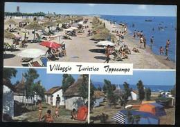 MANFREDONIA - 1970 - VILLAGGIO TURISTICO IPPOCAMPO - Manfredonia