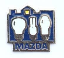 Pin's MATRA - Ampoules électriques - H556 - Trademarks