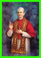 RELIGIONS - LE PAPE PAUL VI - PAROISSE ST-LOUIS DE FRANCE, MONTRÉAL - F/B - - Papes