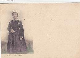 LE FAOU : Costume De..... Villard 1150 (1898) - France