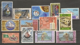 Koweït 1970/72 - Kuwait - Petit Lot De 13° - Koweït