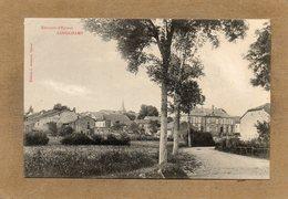 CPA - LONGCHAMP (88) - Aspect De L'entrée Du Bourg Au Début Du Siècle - France