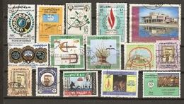Koweït 1973/87 - Kuwait - Petit Lot De 15° - Kuwait