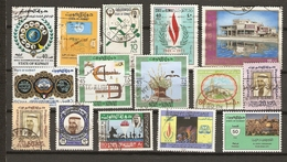 Koweït 1973/87 - Kuwait - Petit Lot De 15° - Koweït