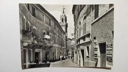 1966 - Asciano (SI) - Corso Matteotti - Italy