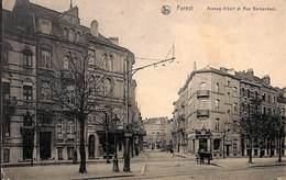 Forest - Avenue Albert Et Rue Berkendael (animée, Edit. Devuyst-Devos 1920) - Forest - Vorst