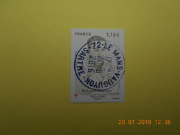 FRANCE 2015   YTN° 5006   ROLAND  BARTHES (1915-1980)  Timbre Neuf Oblitéré - France
