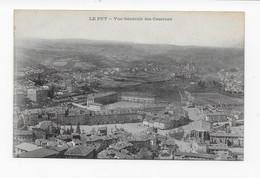 43  LE PUY  VUE GENERALE AERIENNE  LES CASERNES    2 SCANS - Le Puy En Velay