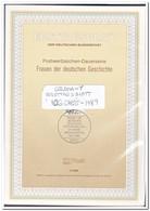 Duitsland 1989, 106 Ersttagsblätter With Doubles Only 5ct Each ( 705 Gram ) - [7] West-Duitsland
