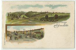 Gravelotte Schlacht Bei Gravelotte Litho Um 1900 - Autres Communes