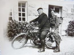 Ma Motocyclette (photo) - Photos