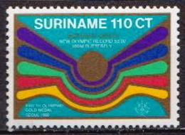 Surinam MNH Stamp - Summer 1988: Seoul