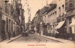 CPA Maubeuge - Rue De France - Maubeuge