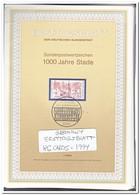 Duitsland 1994, 86 Ersttagsblätter With Doubles Only 5ct Each ( 631 Gram ) - [7] West-Duitsland