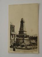 TERRITOIRE DE BELFORT-GIROMAGNY-LE MONUMENT AUX MORTS - Giromagny