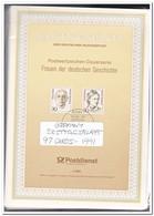 Duitsland 1991, 97 Ersttagsblätter With Doubles Only 5ct Each ( 734 Gram ) - [7] West-Duitsland