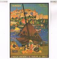 PUBLUCITES MAROC  TANGER    CPM  TBE  MA41 - Tanger