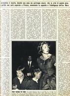 (pagine-pages)ISABELLA ROSSELLINI  Tempo1959/43. - Libri, Riviste, Fumetti