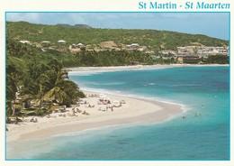 ST MARTIN ST MAARTEN OYSTER POND - Saint-Martin