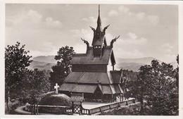 PC Norge - Bergen - Fantoft Kirke (38861) - Norwegen