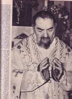 (pagine-pages)PADRE PIO  Tempo1959/43. - Libri, Riviste, Fumetti