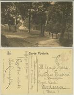 HOUFFALIZE -L'ERMITAGE 1919 - België
