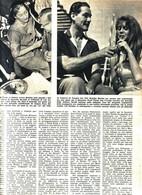 (pagine-pages)ERROL FLYNN(+BRIGITTE BARDOT)  Tempo1959/43. - Libri, Riviste, Fumetti