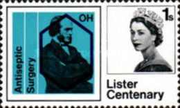 USED  STAMPS Great-Britain - The 100th Anniversary Of The Introduction - 1965 - 1952-.... (Elizabeth II)