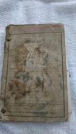 Livret D'un Infirmier Du 10e SIM Mort A Fromeréville Les Vallons Meuse Avec 3 Lettres Relatant La Cause De La Mort - 1914-18