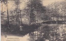 88---RARE---BRUYERES EN VOSGES---l'étang De La Petite Avison---voir 2 Scans - France