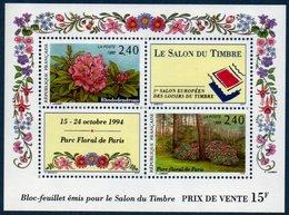 FR 1993 Salon Du Timbre Bloc N°YT 15 ** MNH - Blocchi & Foglietti