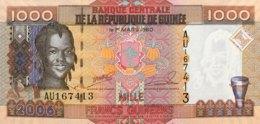 Guinea 1.000 Francs, P-40 (2006) - UNC - Guinée