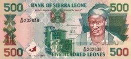 Sierra Leone 500 Leones, P-23b (15.7.1998) - UNC - Sierra Leone