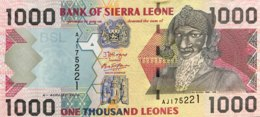 Sierra Leone 1.000 Leones, P-24c (4.8.2006) - UNC - Sierra Leona