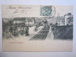 92 Hauts De Seine La Gare De Meudon - Meudon