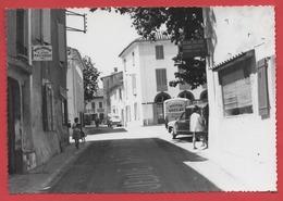 CPA - 84  St.-SATURNIN Les AVIGNON  - Rue De La Poste - ANIMEE Voitures, Commerces ... - Autres Communes