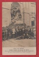 Carte Comité Central Des Secours De Guerre Rennes 35 - 1914-18