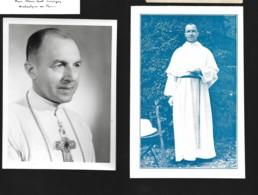 Monseigneur CANONNE 2 Photos - Imágenes Religiosas