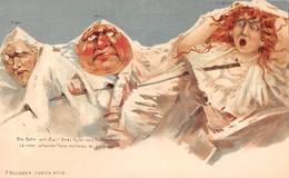 Illustrateur F.KILLINGER - ZÜRICH N° 115- La Cime Atteinte! Trois Victimes De Progrès - Illustrateurs & Photographes