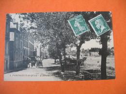 CPA    Portrieux-St-Quay - L'arrivée  1926 - France