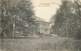 LACANCHE LE CHATEAU - France