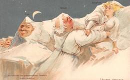 Illustrateur F.KILLINGER - ZÜRICH N° 113- Scène Nocturne - Illustrateurs & Photographes