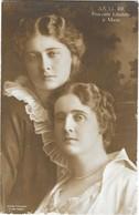 FAMILLE ROYALE DE ROUMANIE  Princesele Elisabeta Si Maria - Roumanie