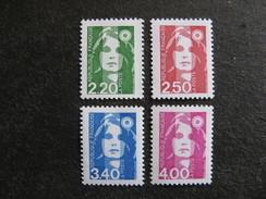 TB Série N° 2714 Au N° 2717, Neufs XX. - France