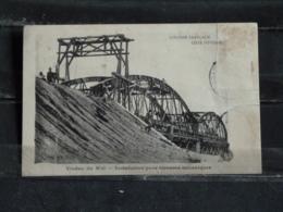 GX - Cote D'Ivoire - Installation Pour Riveuses Mécanique - Viaduc Du N'zi - Voie Ferrée En Construction - 1912 - Côte-d'Ivoire