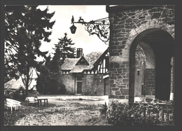 Filot / Hamoir - Château D'Insegotte - Esplanade D'entrée Et La Terrasse Couverte - Hamoir