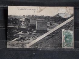 GX - Cote D'Ivoire - Dimbokro - Pont Du N'zi - Voie Ferrée En Construction - - Côte-d'Ivoire