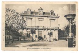 34 Mauguio, Hotel De Ville (7831) - Mauguio